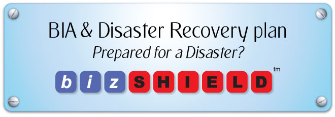 Business impact analysis (bia) business continuity plan (bcp) and disaster recovery plan (drp)